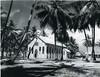 Marine Aircraft Group Fifteen (David A's Photos) Tags: marine aircraft group fifteen 15 december 1944 majuro marshallislands men tents war church building palm trees