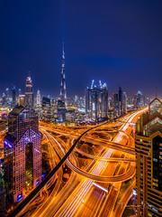 Futuristic Dubai