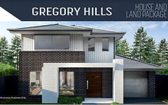 Lot 8229 Village Cct, Gregory Hills NSW