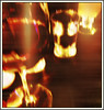 Dinner and drinks at the Juniper (Bob R.L. Evans) Tags: glasses wineglass composition vivid abstract dada drink liquor saturation dinning perfect