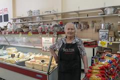 Moonee Ponds (Westographer) Tags: mooneeponds melbourne australia westernsuburbs suburbia portrait workplace delicatessen deli cheese oldschool