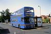West Midlands Travel 2946 (D946 NDA) (SelmerOrSelnec) Tags: westmidlandstravel mcw metrobus d946nda cannock timesaver bus