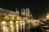 Notre Dame Cathedral at night (Luca Quadrio) Tags: ancient france bridge church water monument city dome lights illuminated catholic architecture gothic downtown view night building cathedral notredame european cityscape winter evening town light religion exterior travel urban tourism paris french seine river history heritage parisian landmark europe famous medieval