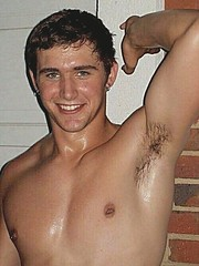More Pits (alonzoo,haira) Tags: fratboy frat fratpit armpit smoothchest nicechest chest smiles smiling nipples piercings piercednipples piercednips