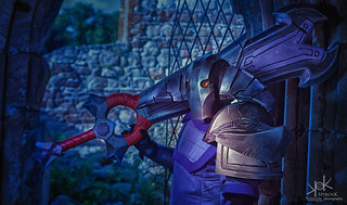 Fotocon 2017: TanakhT as Sven from DOTA 2, by SpirosK phototgraphy