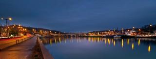 Meuse -Blue Hour - 4703