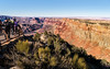 A View to Behold (Ron Drew) Tags: nikon d850 arizona az grandcanyonnationalpark canyon grandcanyon nationalpark winter afternoon desertview cliff caynon desert tourist people coloradoriver river usa overlook nature southrim