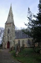 Photo of St. Mary's Church, Rockcliffe, Cumbria, UK