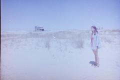 (inés mihalik) Tags: 35mm film analog analogue analógico playa color despoblado cabo polonio uruguay retrato