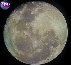 La luna llena y sus colores. (AstronomíaNovaAustral) Tags: astronomy astronomianovaaustral astrofotografia astrophotgraphy astronomia astrofotografía astrophotography stars space vialactea espacio chileansky luna moon fullmoon