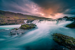 Laxá í Kjós (Geinis) Tags: laxáíkjós iceland ísland nature northerneurope canon canon70d waterfall river mountain sky