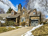 """""""Make Your House Your Home"""" (Lee of Western PA) Tags: stone cape architecture suburb house home old charm"""