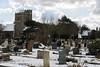 Ramsgate Cemetery - Graveyard & Chapels 6 (Le Monde1) Tags: ramsgate kent england ramsgatecemetery county graves tombs tombstones headstones lemonde1 nikon d800e dumptonpark snow graveyard twin chapels georgegilbertscott anglican nonconformist