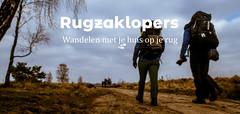 RZL wandelen met je huis op je rug (Richard Gatersleben) Tags: kamperen outdoor rzl rugbzaklopers veluwe wandelen nederland