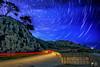 E' di notte che si percepisce meglio il frastuono del cuore, il ticchettio dell'ansia, il brusio dell'impossibile e il silenzio del mondo... (lulo92) Tags: star stars startrail startrails night nightscapes light dark darkness circle polar rock santa cesarea salento lecce italia samyang nikon top sea seasccapes cloud cloudscapes composition road