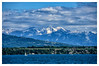 Alpes from Lake Léman [1351] (my-travels (on/off)) Tags: rolle vaud switzerland ch nikon d3200 landscape lake geneva léman mountain mount alps alpes peak snow summit scenery