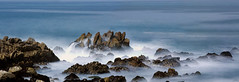 rocks and water (Sean Vallely) Tags: pacificgrove california montereybay