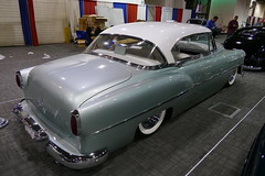 1954 Chevrolet (bballchico) Tags: 1954 chevrolet grandnationalroadstershow carshow