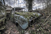 Renault 4 (sebastienloppin) Tags: urbex urbexplaces abandoned canon canonofficial canoneos6dmarkii 6dmarkii samyang 14mm