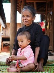 Minority village near Prao (NoDurians) Tags: centralhighlands minorities hochiminhpath centralvietnam prao quangnam cotu
