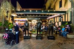 N-O-16 (Tasmanian58) Tags: neworleans bar jazz bourbon street bourbonstreet louisiana la people night evening sony a7ii batis batis18 zeiss