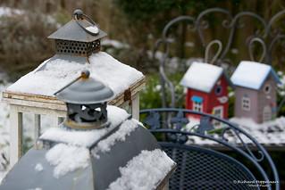 2018-03 Half Maart en toch nog wat sneeuw - Hellevoetsluis/NL
