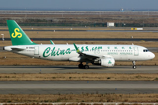 Spring Airlines | Airbus A320-200 | B-9965 | Shanghai Pudong