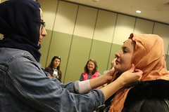 Unveiling the Truth: Hijab Workshop