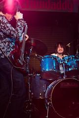 TONS OF SOBS live at Crawdaddy Club, Tokyo, 17 Mar 2018 -00294 (megumi_manzaki) Tags: musician band blues rock live japan guitarist singer paulkossoff free