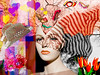 I'm having dangerous thoughts      ....$$$$$$$$ (denise.bardauil) Tags: woman shoes hat heart flower mask scarf tree