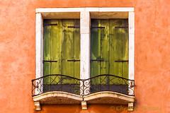 Orange-and-green (cstevens2) Tags: venice italy window colours red green architecture building travel detail venetië italië venezia italia venster kleuren oranje groen architectuur gebouw reizen