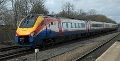 East Midlands Trains (222021) Class 222 (J.J.Pay 4615) Tags: dmu emt leicester midlands syston rail train hst