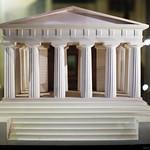 Hephaisteion model / J.P.Fouquet thumbnail