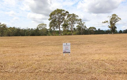 Lot 223 Hillview, Louth Park NSW