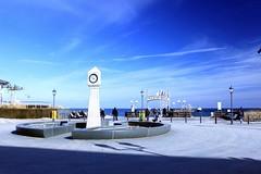 Binzer Strandpromenade (lt_paris) Tags: urlaubinbinz2018 binz rügen strandpromenade seebrücke ostsee meer himmel