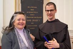 DSC03717 (emmanuel-maria) Tags: ofm franziskaner sponsion karlfranzensuniversitätgraz katholischtheologischefakultätgraz