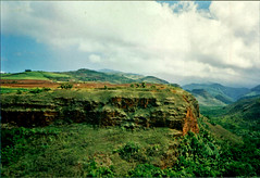 Waimea Canyon (jcc55883) Tags: film oldfilm filmphotography 35mm 35mmfilm canon canon35mmwaimeacanyon kauai hawaii grandcanyonofthepacific waimeacanyonlookout sky clouds mountains