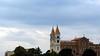 IMG_7345 -  messina - il santuario di santa maria di montalto (molovate) Tags: messina sicilia tafme canon powershot sx40 hs santuario chiesa panorama paesaggio italiano campanile cielo stretto nuvole