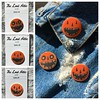 Wear me on you! (the ghost in you) Tags: horror halloween etsy fall button pins ghost candycorn timburton nightmarebeforechristmas pumpkin