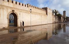 the wall (leuntje) Tags: essaouira morocco maroc citywall medina unesco unescoworldheritage marrakechtensiftalhaouz ramparts