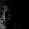"""""""Alone In The Dark"""" (Omegapepper) Tags: wallpaper screenshot closeup portrait lara croft character face hair monochrome expression videogame digital photography photomode atmospheric atmosphere minimalistic minimalist cinematic tools"""