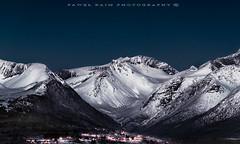 Mountain village (Pamaxteam) Tags: mountains village night nightphotography longexposure kaim isfjorden moreogromsdal norway nightsky travel travelphotography