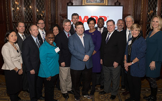 January 23, 2018 AARP Mayoral Round table Discussion with Frank Luntz