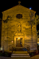 St. Jude Melkite Catholic Church, 126 SE 15th Road, Miami, Florida, USA / Completed: 1946 / Architect(s): Henry Dagit & Sons of Philadelphia / Architectural Style: Romanesque Gothic / Affiliation: Melkite Greek Catholic Church (Jorge Marco Molina) Tags: stjudemelkitecatholicchurch 126se15throad miami florida usa completed1946 henrydagitsonsofphiladelphia styleromanesquegothic melkitegreekcatholicchurch miamibeach miamigardens northmiamibeach northmiami miamishores cityscape city urban downtown density skyline skyscraper building highrise architecture centralbusinessdistrict miamidadecounty southflorida biscaynebay cosmopolitan metropolis metropolitan metro commercialproperty sunshinestate realestate tallbuilding midtownmiami commercialdistrict commercialoffice wynwoodedgewater residentialcondominium dodgeisland brickellkey southbeach portmiami sobe brickellfinancialdistrict keybiscayne artdeco museumpark brickell historicalsite miamiriver