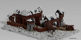 Fort Kallvog (WIP)