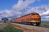 V700_4_977_0401 (Bingley Hall) Tags: rail railway railroad transport train transportation trainspotting locomotive engine australia southaustralia mallala doublestack freight commonwealthrailways clydeengineering emd 645e3 gwa gwi geneseewyoming australiasouthernrailroad australianrailroadgroup bulldog streamliner clp9 railpage:class=61 railpage:loco=clp9 rpauclpclass rpauclpclassclp9 railpage:livery=39 diesel