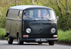 OFF 583L (2) (Nivek.Old.Gold) Tags: 1972 volkswagen transporter van 1584cc deliveryvan crossoverbay