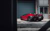 Rosso Efesto. (Alex Penfold) Tags: lamborghini centenario roadster red rosso efesto muc collector germany frankfurt 2018
