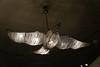 Beleuchtung im Escher-Haus, Den Haag (2 of 10) (okrakaro) Tags: beleuchtung escherhaus mcescher denhaag thehague lighting chandelier decke light art kronleuchter vogel bird netherlands nieder niederlande januar 2018