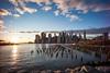Skyline (TS_1000) Tags: newyork newyorkcity brooklynview manhattan waterfront wolkenhimmel ny nyc leica voigtländer heliar m 240 m240 leicam240 brooklynbridgepark sunset vl 15mm